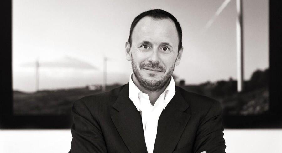 CEO i Greentech italienske Sigieri Pallavicini