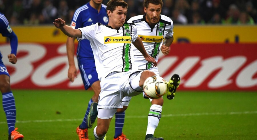 Andreas Christensen (forr.) og Borussia Mönchengladbach vandt for anden gang på fire dage over Schalke 04.