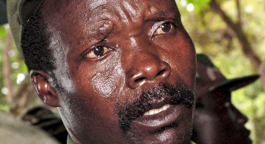Lederen af Lord's Resistance Army (LRA), Joseph Kony, er nu jaget vildt i Afrika. Han er mistænkt for krigsforbrydelser i blandet andet Uganda.