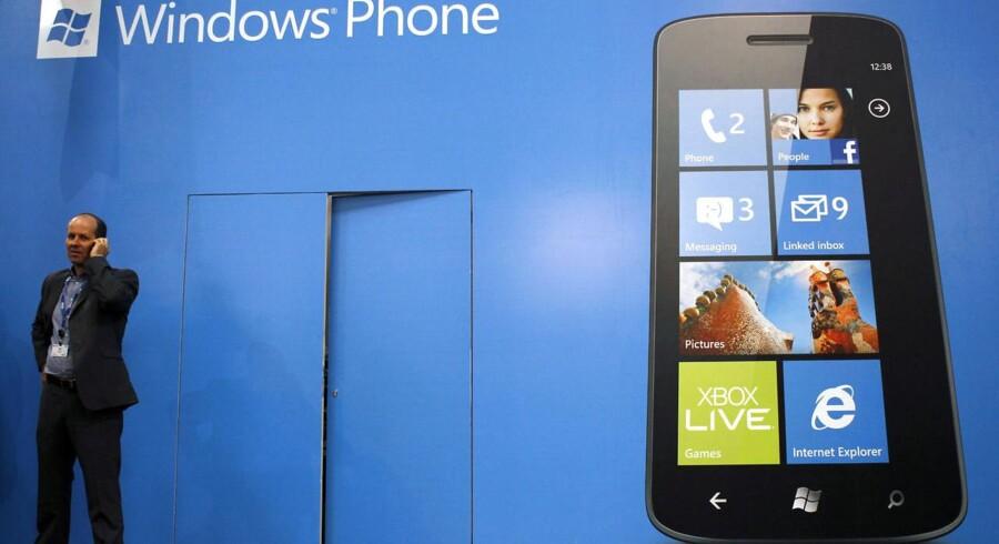 Antallet af apps hos Windows Phone Marketplace vokser hurtigt