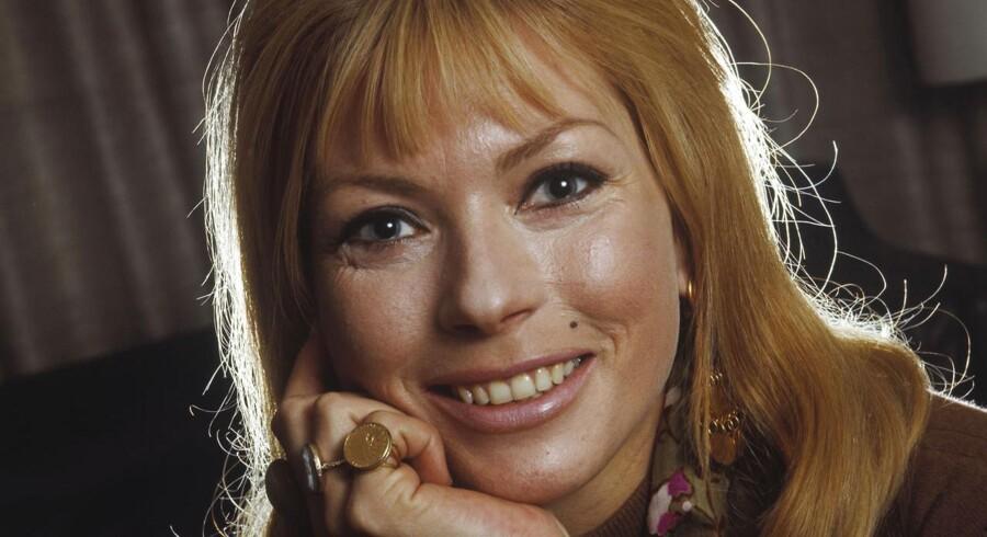 Skuespillerinden Hanne Borchsenius er død i en alder af 76 år