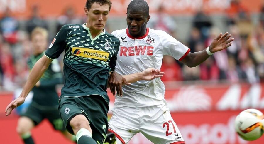 Danske Andreas Christensen (tv.) har stor succes i Bundesligaen i øjeblikket