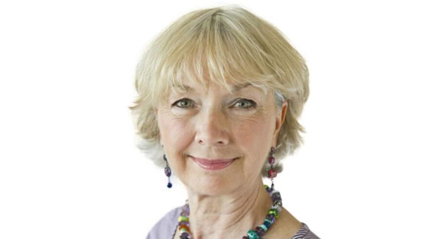 Lene Witte Direktør i Gigtforeningen