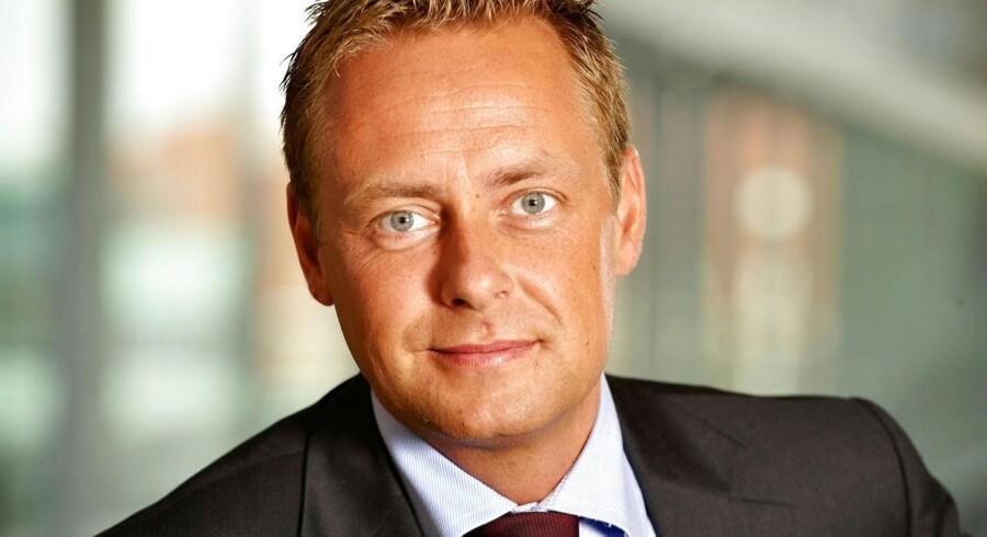 Omsætningstallet giver indtryk af lidt vækst, og det er jo især det, man spejder efter, og i sidste ende kommer øget indtjening af øget vækst, siger Henrik Drusebjerg.