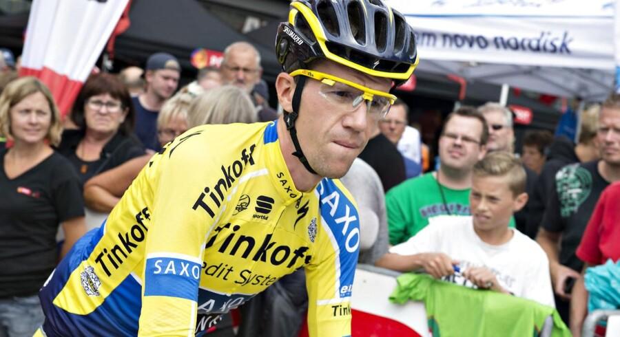 Chris Anker Sørensen fortsætter karrieren hos Fortuneo-Vital Concept i næste sæson.