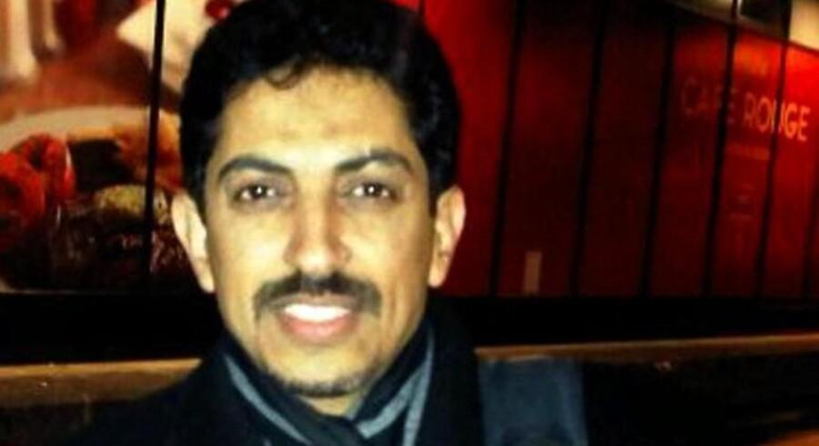Abdulhadi al-Khawaja er blevet idømt livstid i Bahrain.