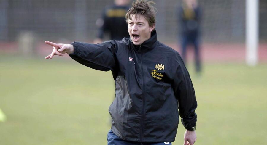 Jon Dahl Tomasson er assistent i Vitesse Arnhem.