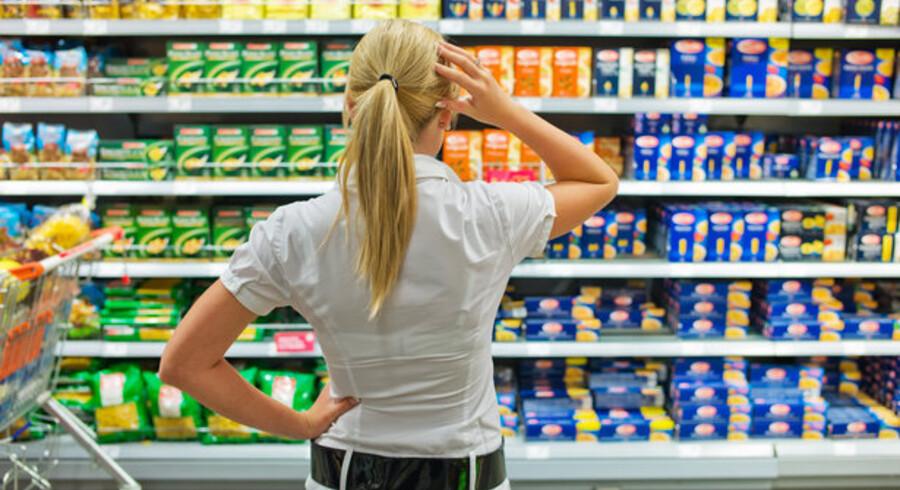 Hvilke fødevarer er de sundeste? Det er svært at gennemskue og kan give forbrugerne stress.