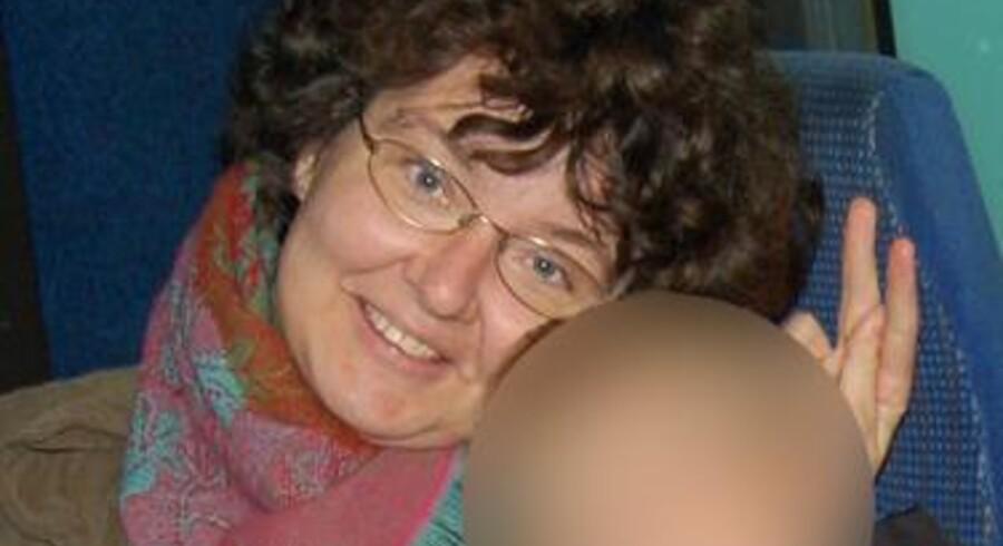 Jeanett Rask Thomas forsvandtfredag den 10. februarfra familiens lejlighed på Ægirsgade på Nørrebro i København.