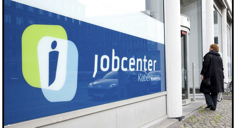 Jobcenter København.