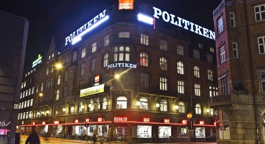 JP/Politikens Hus på Rådhuspladsen