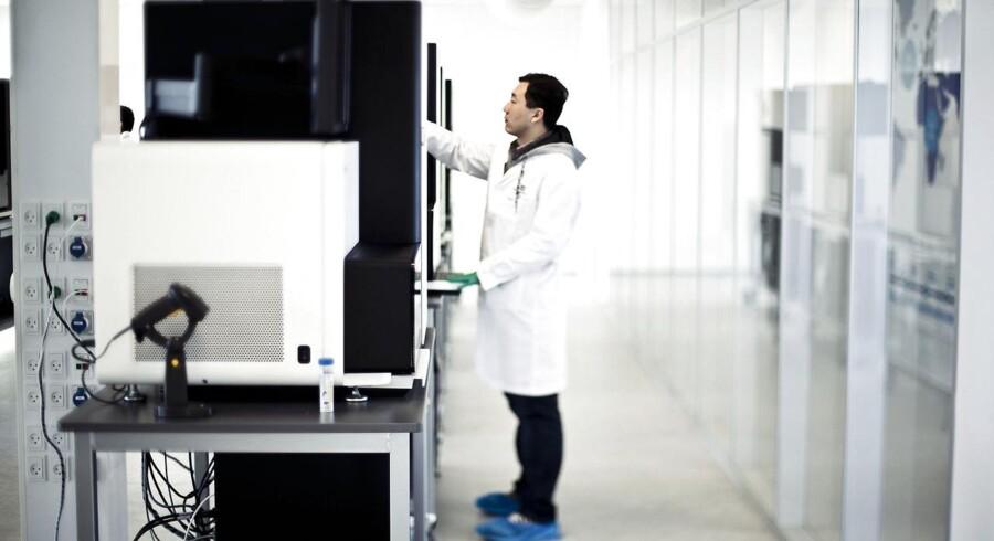 Én af verdens førende virksomheder inden for genforskning - BGI fra Beijing - åbnede i 2010 sit europæiske hovedsæde i København under DenmarkChina Economic & Trade Cooperation Forum. BGI Europes forskningscenter eller Research Lab er med sine 10 maskiner Europas største.