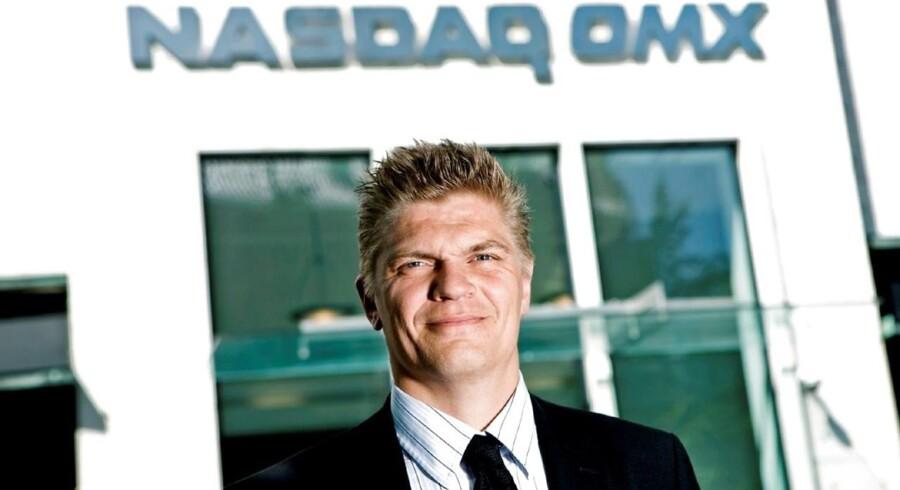 Fondsbørsens direktør Bjørn Sibbern siger, at man lytter meget til kunderne, og den samtale giver ikke anledning til ændringer i åbningstiden.