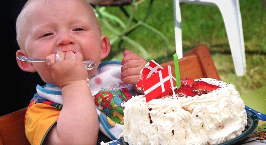 Nogle er heldige og kan smæske fødselsdagslagkage hvert år, mens andre, der er født 29. februar, reelt kun har den glæde hvert fjerde år.