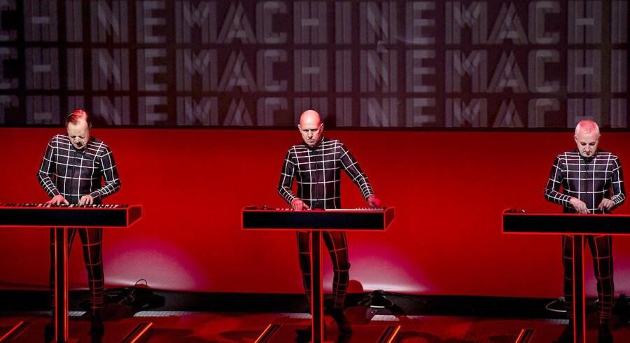 Kraftwerk har tidligere tilkendegivet deres begejstring for cykelsporten - blandt andet ved at udgive albummet Tour de France