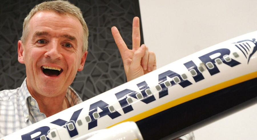 Ryanairs Michael O'Leary