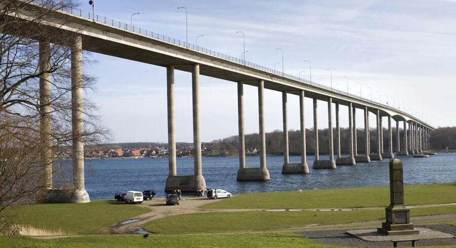 Svendborgsund.