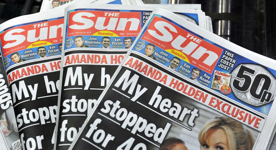Den britiske tabloidavis, The Sun, har systematisk bestukket sine kilder og udviklet en korruptionskultur, der gennemsyrede hele virksomheden, mener politiet.