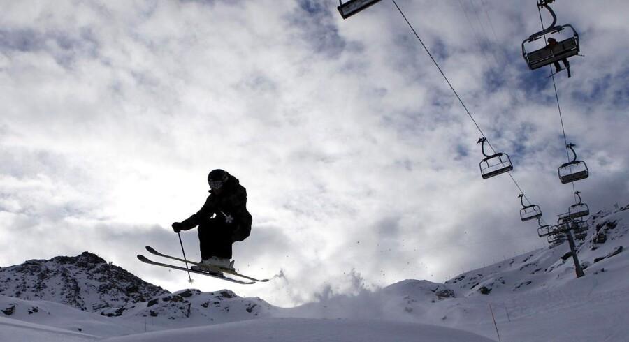 Gennem de seneste tre år er antallet af danske tilskadekomne på skisportssteder steget med 10-15 procent hvert år.