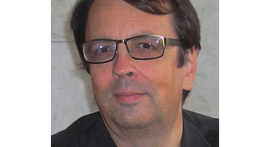 Seniorforsker Hans Mouritzen