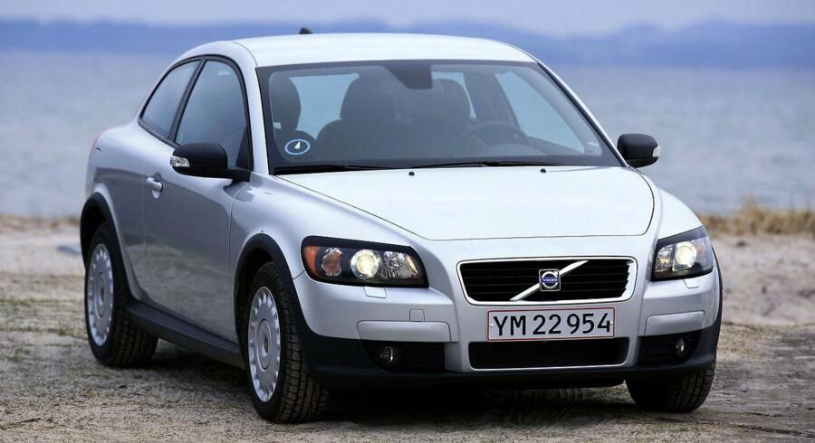 Volvo C 30.