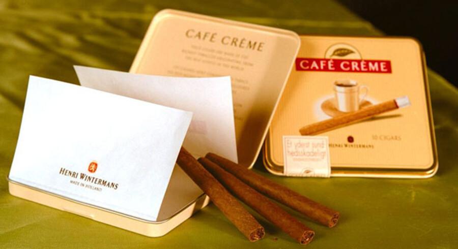 Henri Wintermans Cigarer er en af de tobaksvarer der stadig ejes af Skandinavisk Tobakskompagni