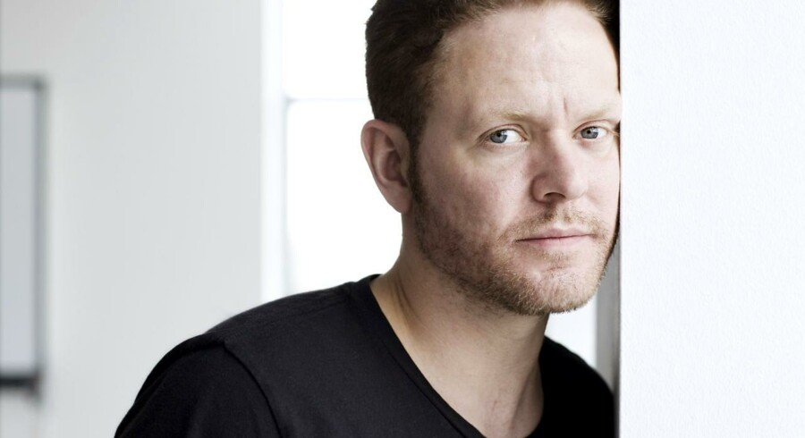 """Anders """"Anden"""" Matthesen, dansk stand-up-komiker, skuespiller, sanger/rapper, manuskriptforfatter og instruktør."""