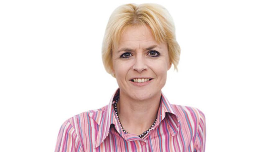 Lykke Friis, EU-ordfører (V)