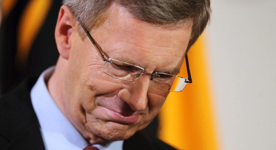 Den tyske forbundsdag skal afgøre, om landets præsident Christian Wulff skal have ophævet sin immunitet.