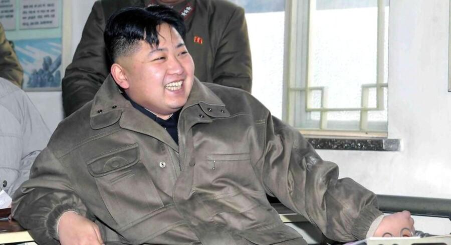 Kim Jong-un har (højst sandsynligt) stadig meget at grine af, nu da rygterne om hans død er manet i jorden.