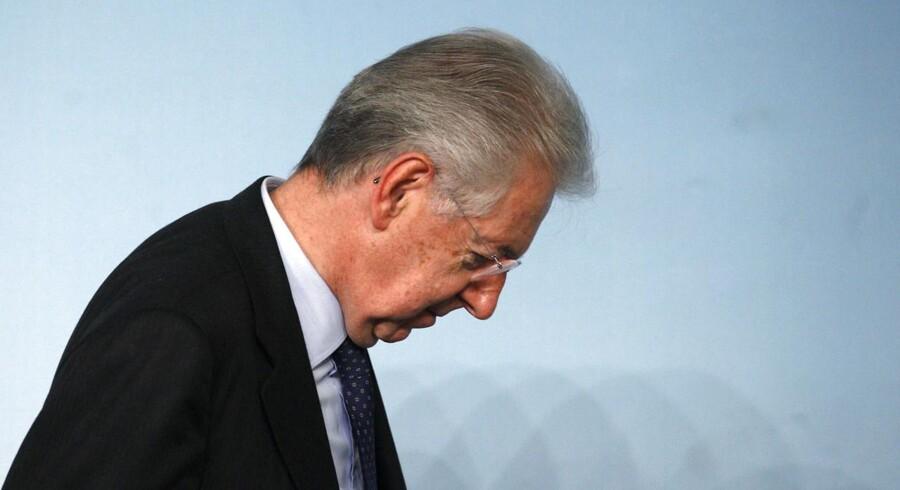 Mario Monti har haft stor betydning for hele Europas håndtering af gældskrisen, fordi han tog fat om økonomien i smertensbarnet Italien.