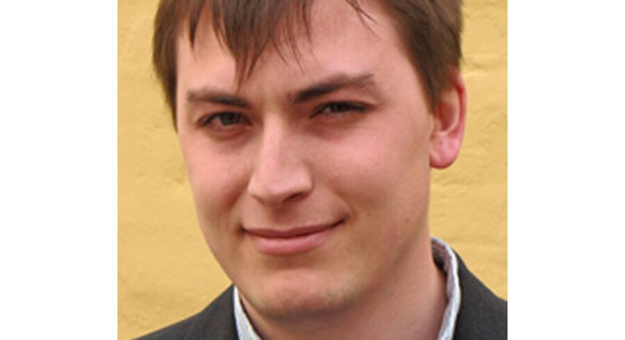 Henrik Lindbo Larsen, PhD-studerende, DIIS.