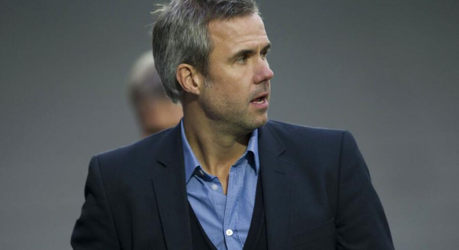 Michael Hemmingsen har genfundet lysten til at være fodboldtræner efter at have arbejdet som coach i erhvervslivet.