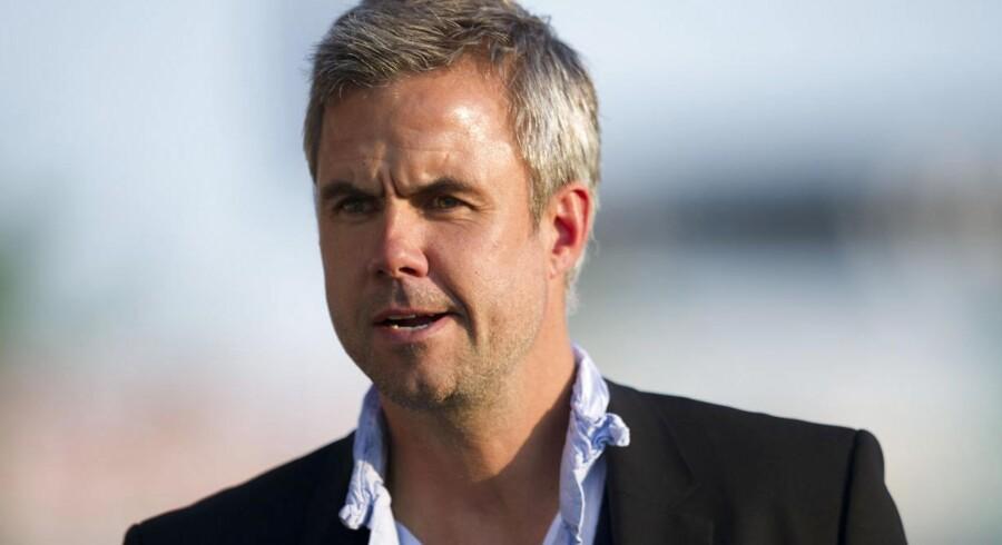 Michael Hemmingsen er ny cheftræner i FC Vestsjælland.