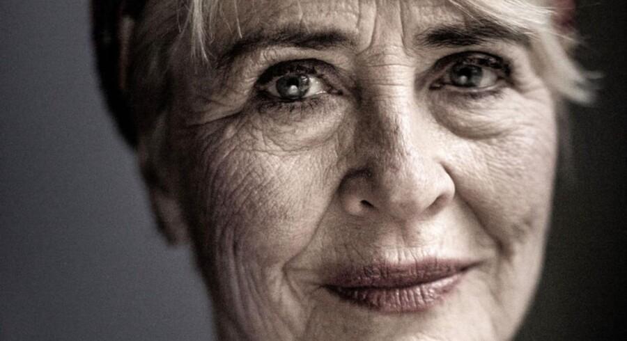Portræt af Vibeke Windeløv.
