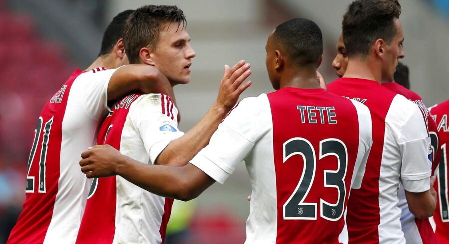 Ajax har fået en forrygende start på den nye sæson.