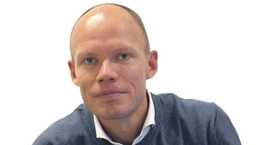 Jacob Kildegaard Larsen, CEO Ellipse A/S