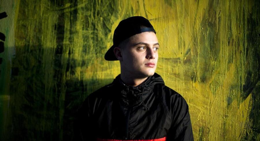 Nicholas Westwood - bedre kendt som rapperen Kid - er blevet politianmeldt af Dansk Folkeparti.