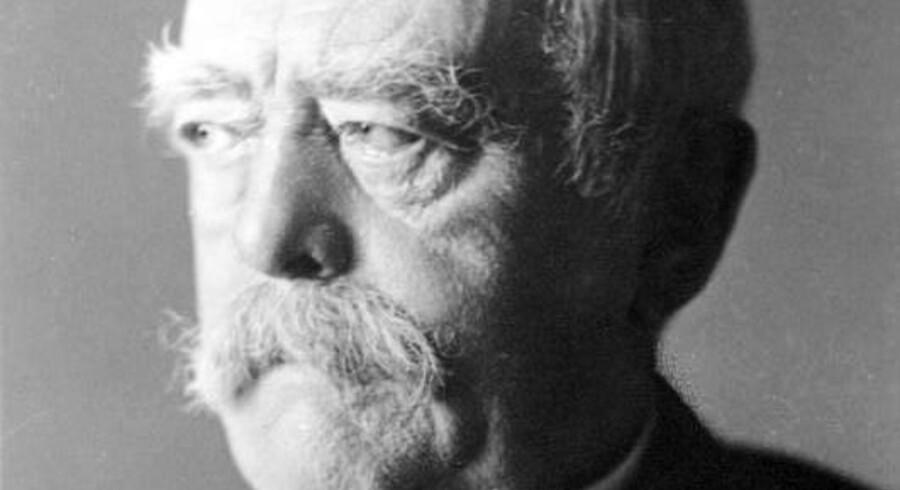 Otto von Bismarck i 1890.