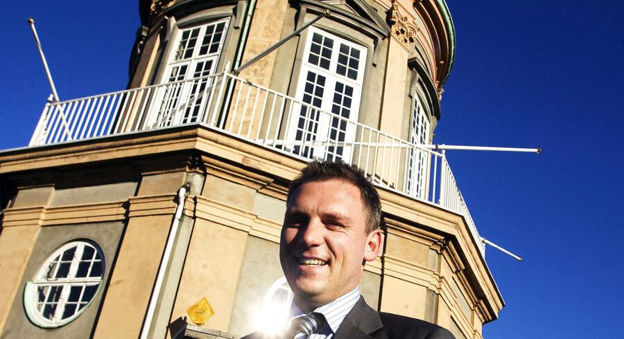 Jobbet som partisekretær er en tung post i Venstre, hvor Claus Søgaard-Richter fremover skal trække i de politiske tråde.