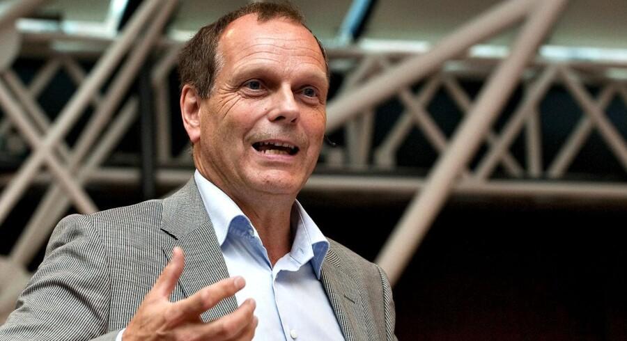 De konservatives Mogens Lønborg stopper i politik.