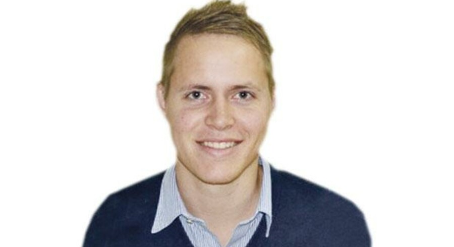 Christian Jeppesen, Finansstuderende 3. semester Niels Brock