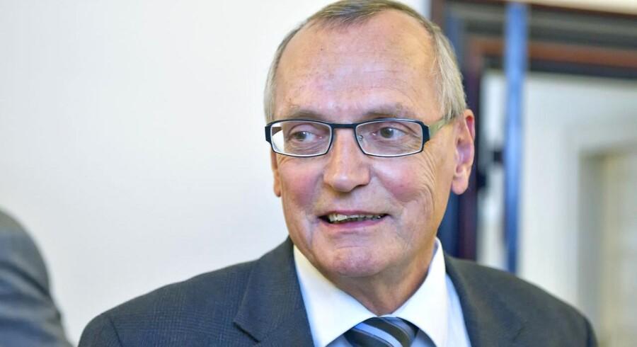 Regionsformand Bent Hansen.