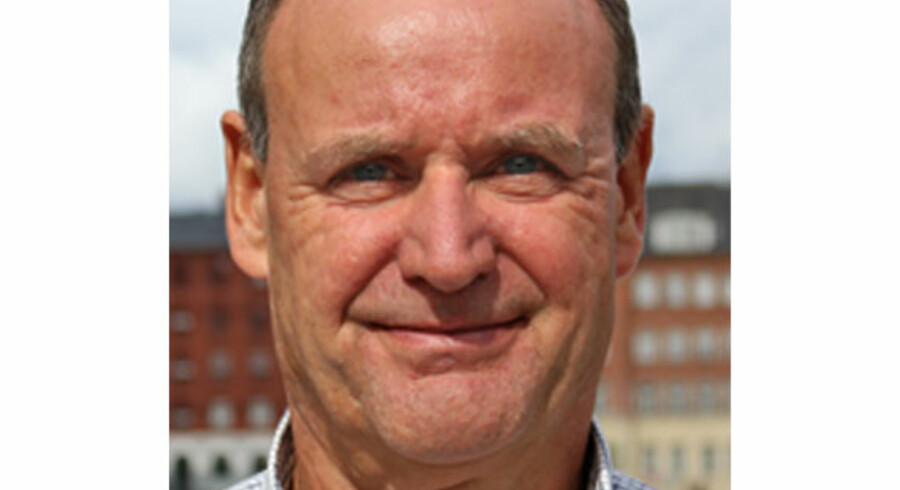 Seniorforsker Lars Erslev Andersen