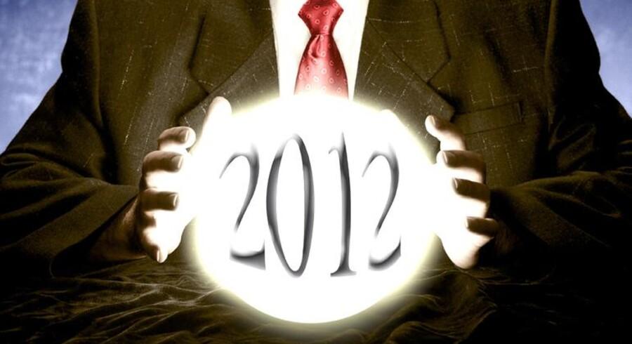 Hvad tror du, der kommer til at ske i 2012?