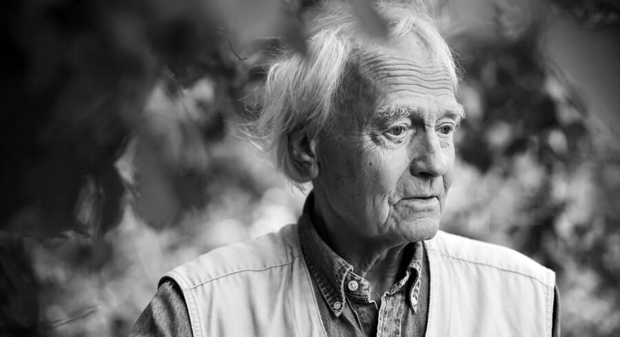 Den folkekære tegner blev 90 år gammel.