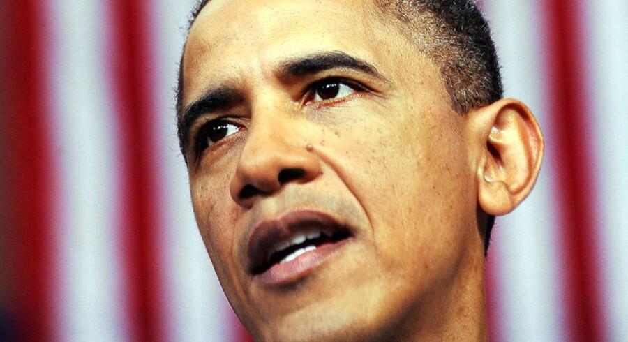 USAs præsident Barack Obama.