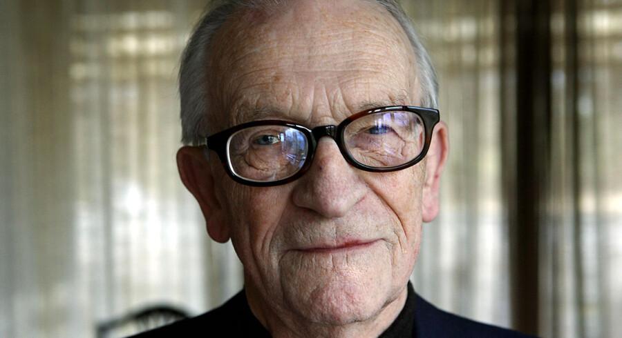Den tidligere frihedskæmper Gunnar Dyrberg er død, skriver ekstrabladet.dk. --Gunnar Dyrberg var med i Holger Danske under besættelsen. (Foto: Claus Bech/Scanpix 2012)