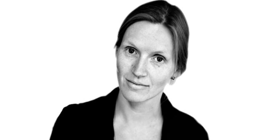 Sidsel Vinge Cand.merc., ph.d., senior projektleder Dansk Sundhedsinstitut