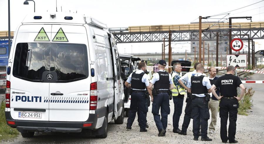 Tidligt fredag morgen blev en DSB-medarbejder overfaldet på Københavns Hovedbanegård.